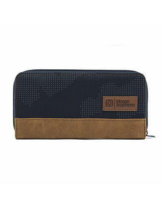 Tate wallet - navy