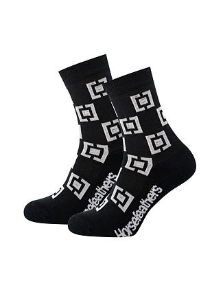 Dazed socks - black