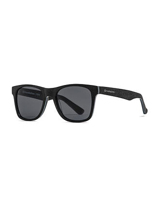 Foster sunglasses - brushed black/gray