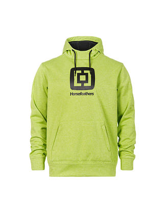 Barry Premium hoodie - heather lime