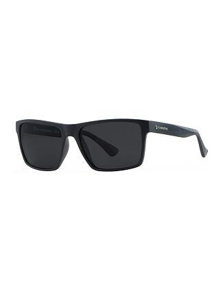 Merlin sunglasses - matt black/gray