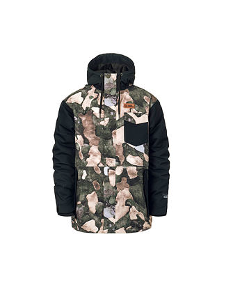 Ernest Youth jacket - tree camo