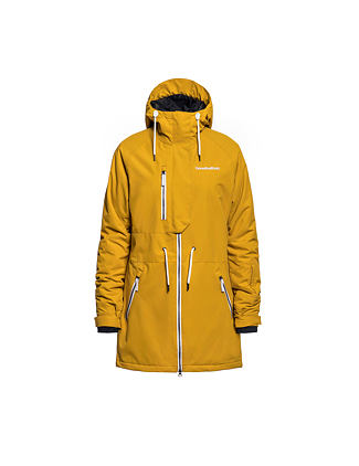 Kassia jacket - golden yellow