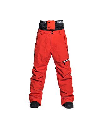 Nelson pants - fiery red