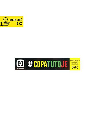 COPATUTOJE sticker - multicolor