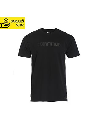 COPATUTOJE t-shirt - all black
