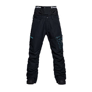 Charger Eiki pants - cracked black