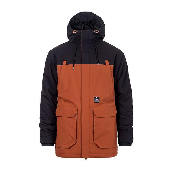Cordon jacket - brick
