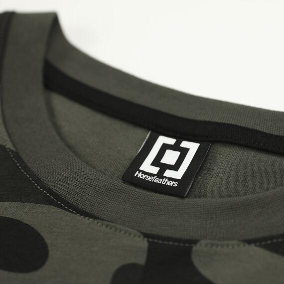 Stock t-shirt - woodland