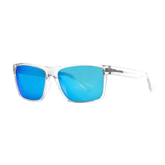 Sluneční brýle Horsefeathers Merlin - crystal/mirror blue