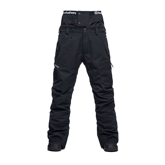 Charger pants - black