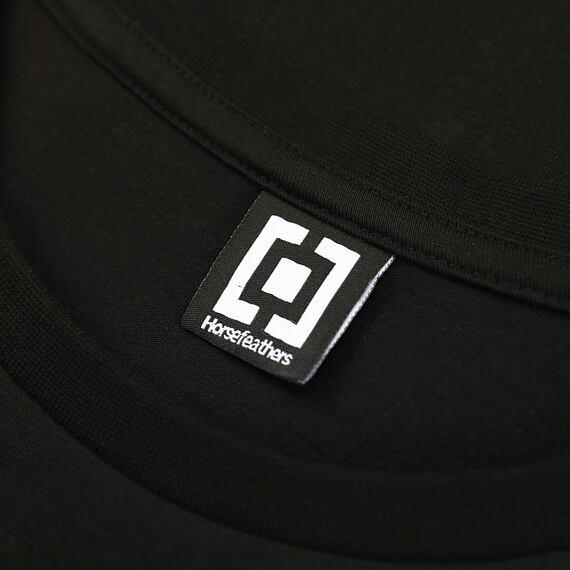 Horsefeathers šaty Lexis black - label
