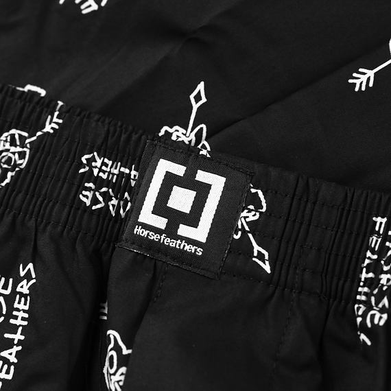 Manny boxer shorts - skulls