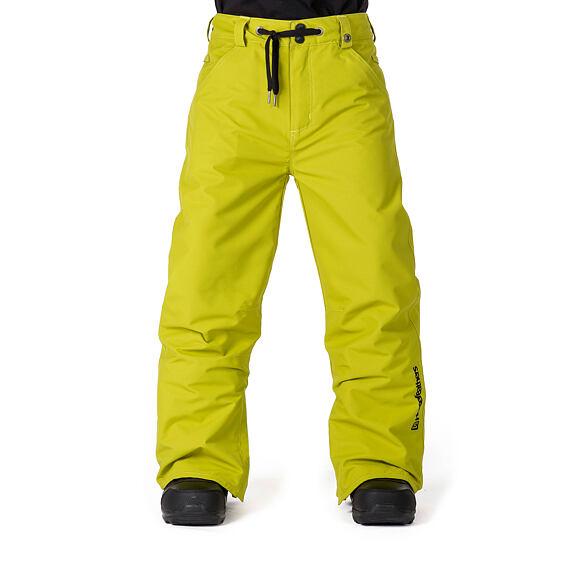 Cheviot Kids Pants - citronelle