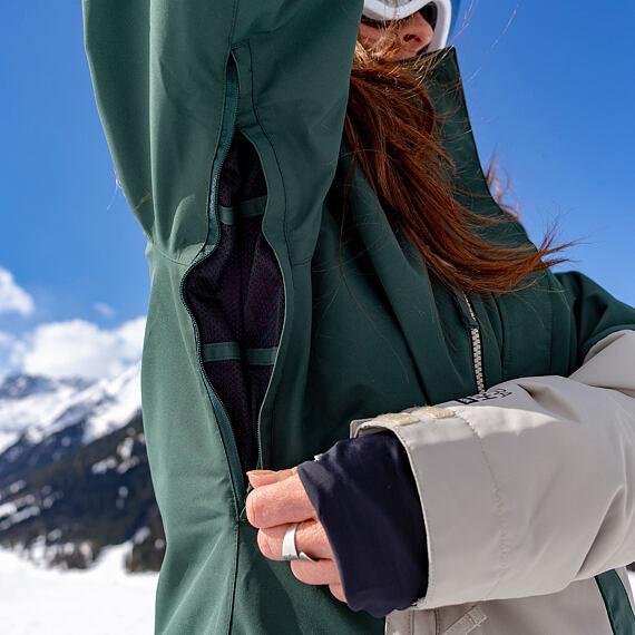 Airi jacket - sycamore
