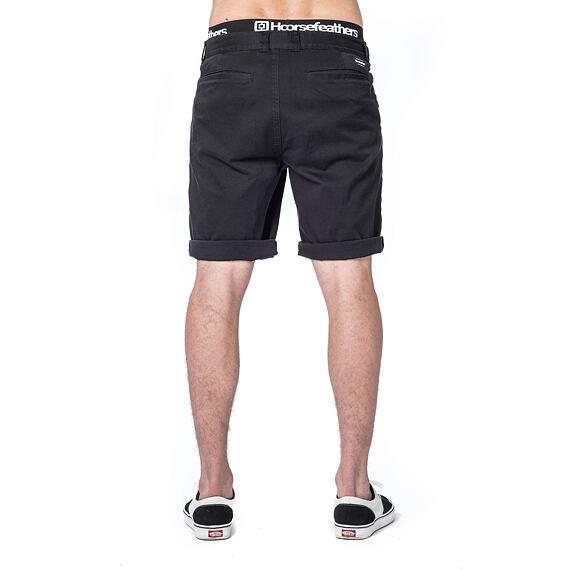 Horsefeathers Macks black shorts