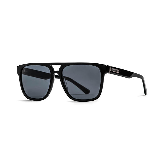 Sluneční brýle Horsefeathers Trigger - gloss black/gray