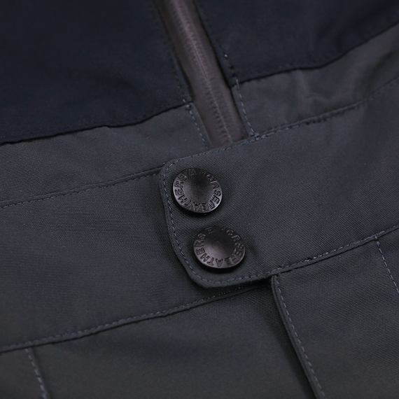 Horsefeathers snowboardové kalhoty Groover - zapínání