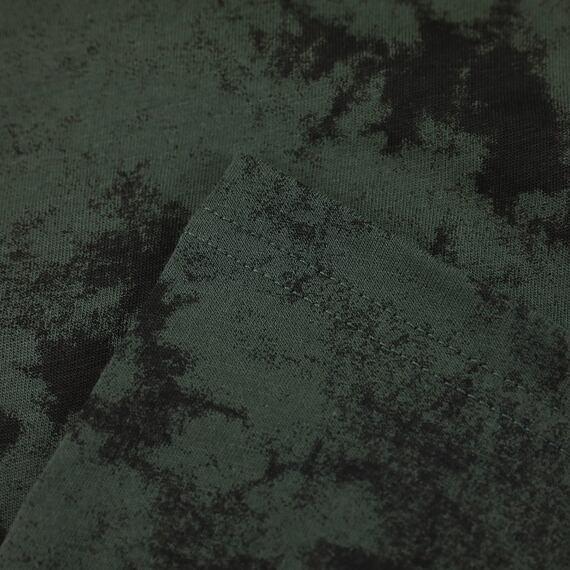 Horsefeathers triko Base Youth gray tie dye