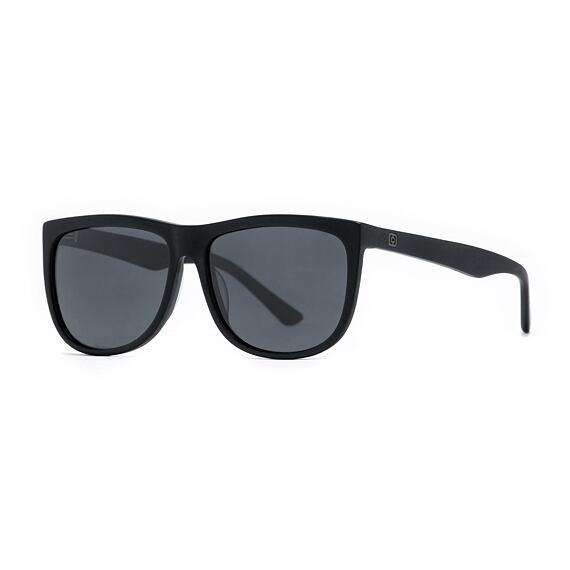 Sluneční brýle Horsefeathers Gabe - matt black/gray