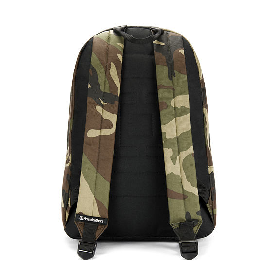 Malder backpack - camo