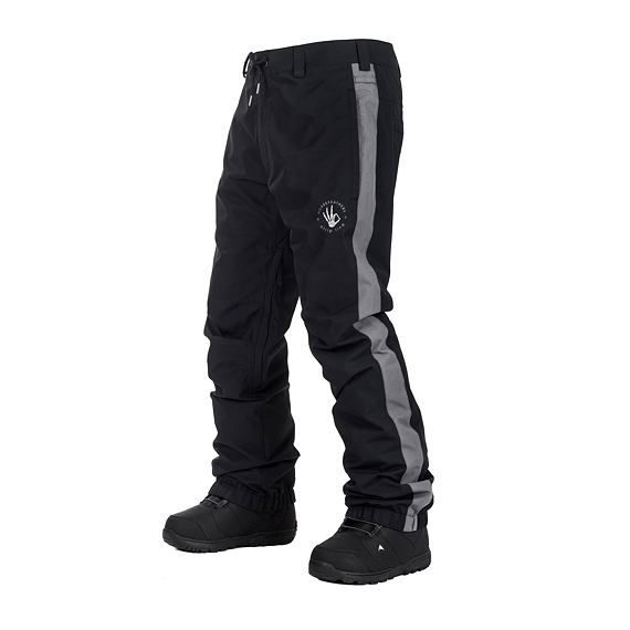 Summit atrip pants - black