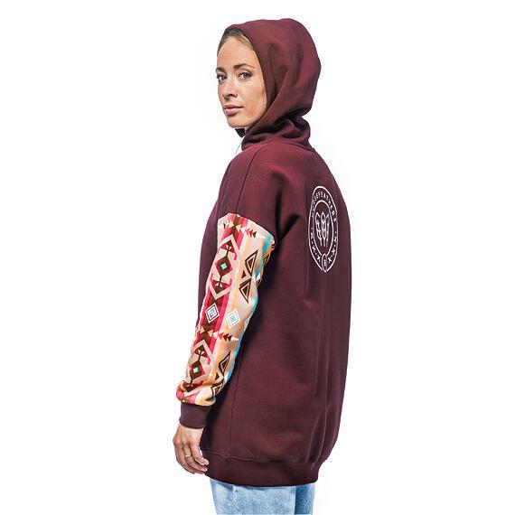 Lacey hoodie - azteca