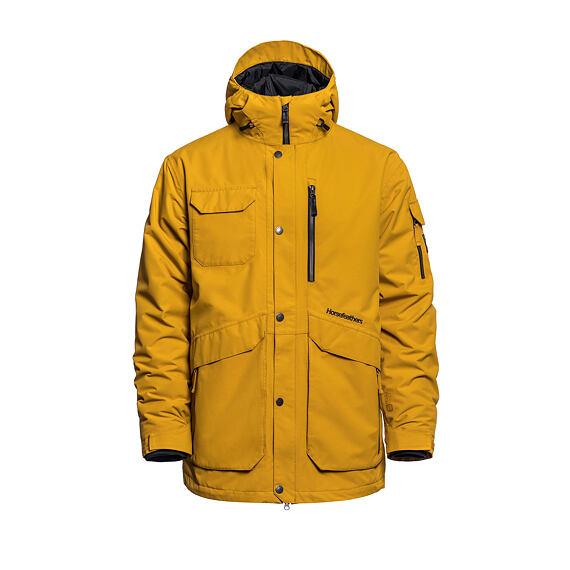 Barnett jacket - golden yellow