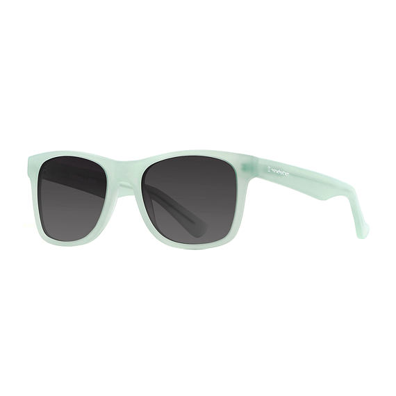 Foster sunglasses - matt mint/gray fade out