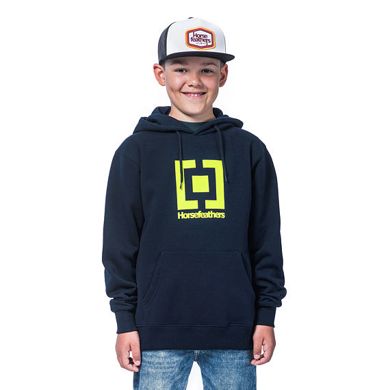 Leader Youth hoodie - eclipse