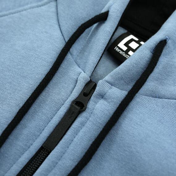 Taryn hoodie - blue shadow
