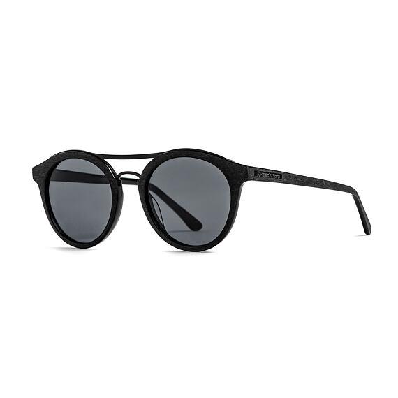 Sluneční brýle Horsefeathers Nomad - brushed black/gray