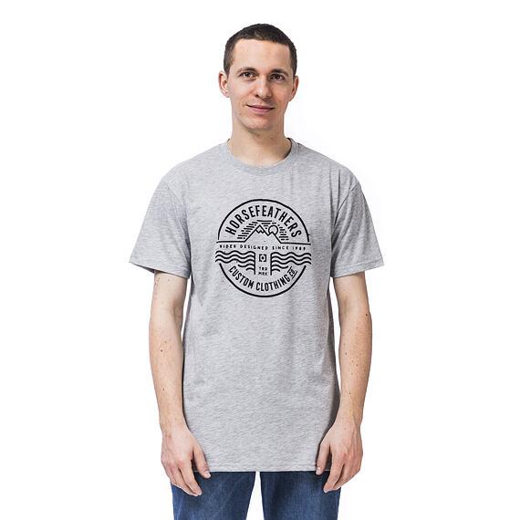 Vale SS t-shirt - ash