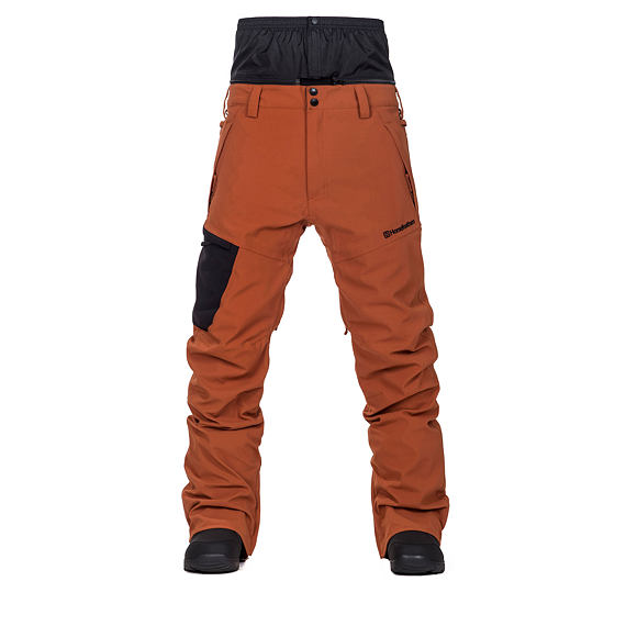 Charger pants - brick