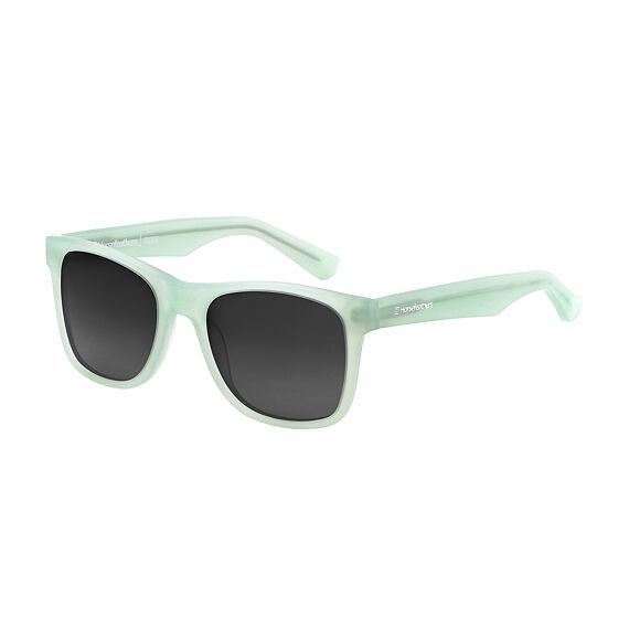 Foster sunglasses - matt mint/gray fade out
