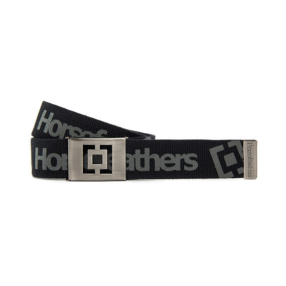 Horsefeathers pásek Idol black