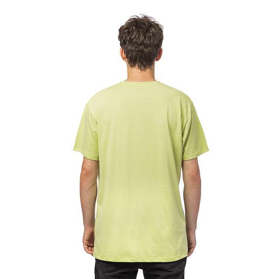 Scenery t-shirt - lemon grass