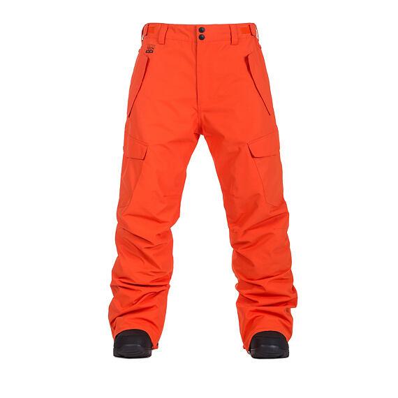 Bars pants - red orange