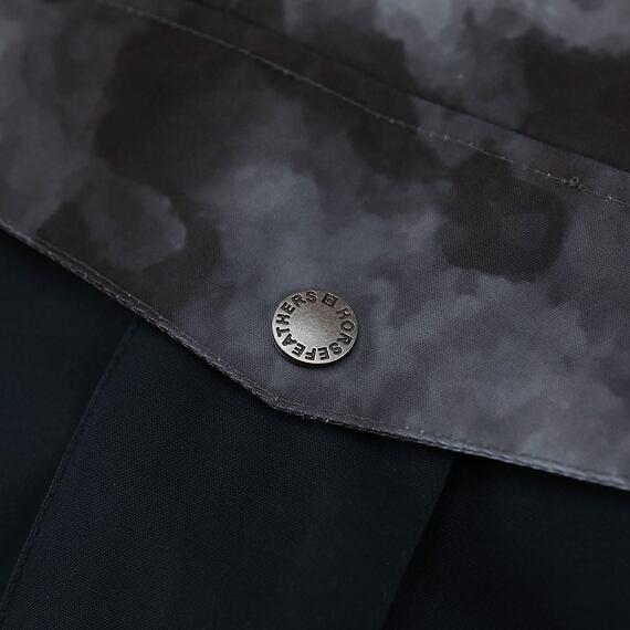 Horsefeathers snowboardové laclové kalhoty Madler - předníé kapsa na druk