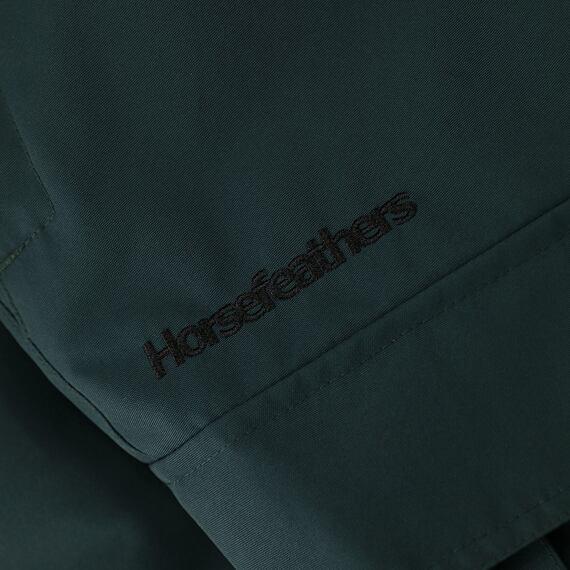 Horsefeathers snowboardové kalhoty Howel 10 - výšivka