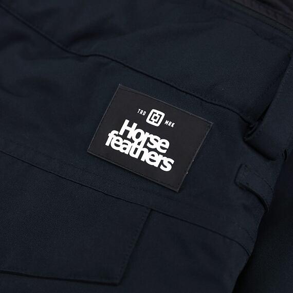 Horsefeathers dámské snowboardové kalhoty  Lotte 20 - label