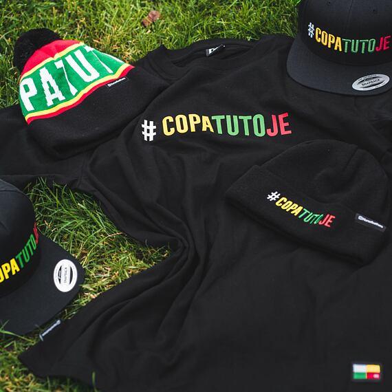 COPATUTOJE Youth t-shirt - multicolor