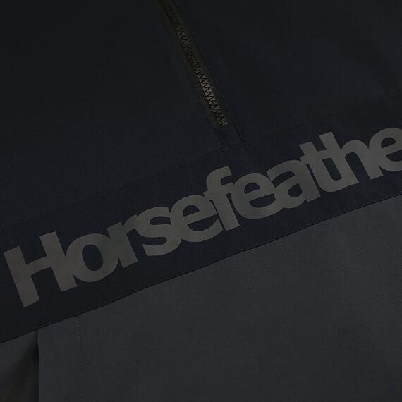 Horsefeathers jarní nepromokavá bunda Perch phantom - potisk