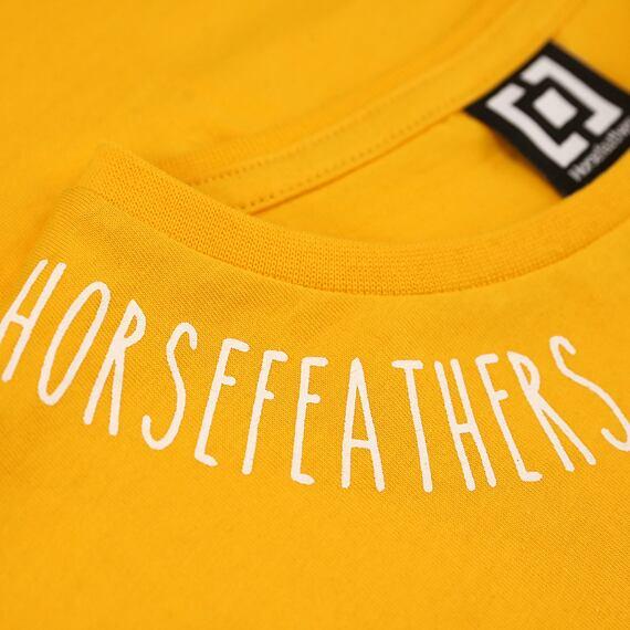 Horsefeathers top Jada citrus - potisk