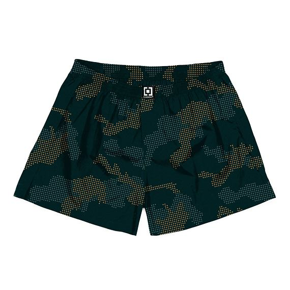 Manny boxer shorts - dotted camo