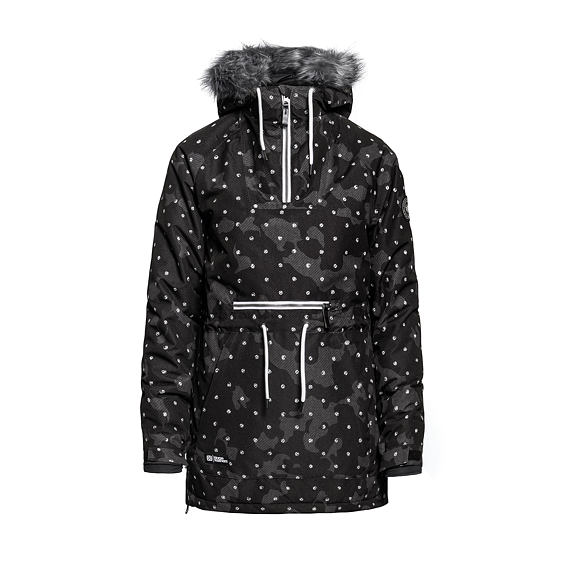 Derin jacket - dotted camo