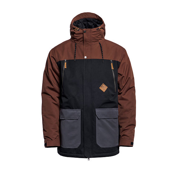 Thorn jacket - tortoise