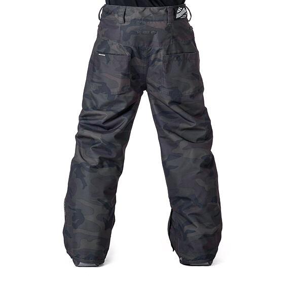 Cheviot Kids Pants - black camo