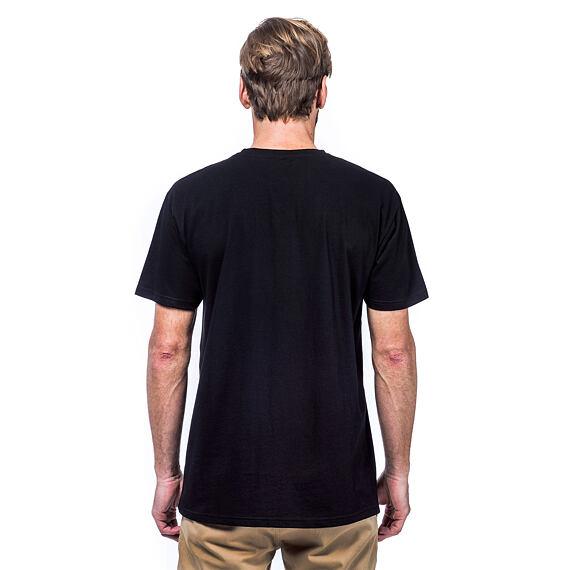 Lex SS t-shirt - black