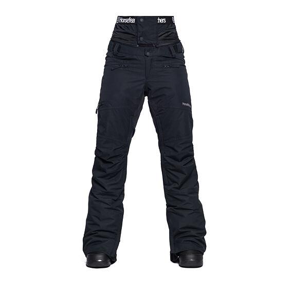 Horsefeathers dámské snowboardové kalhoty  Lotte 20 - black